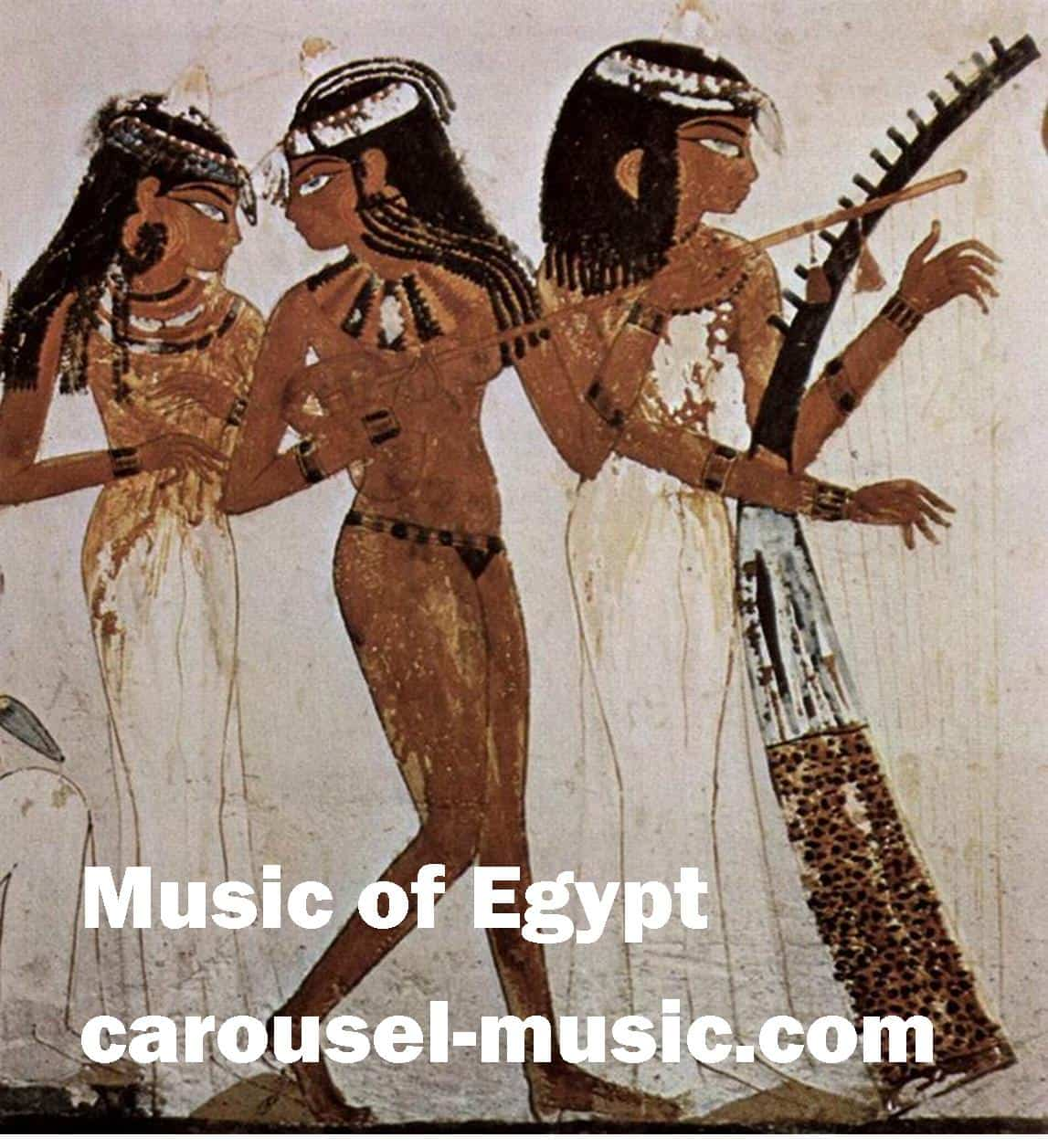 music of Egypt