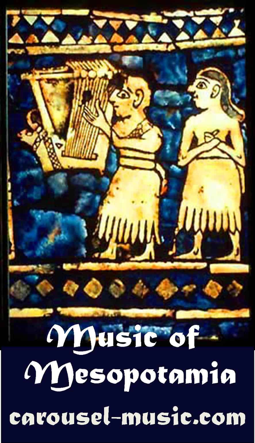 music of Mesopotamia