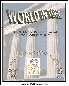 world in tune, music of the ancient world