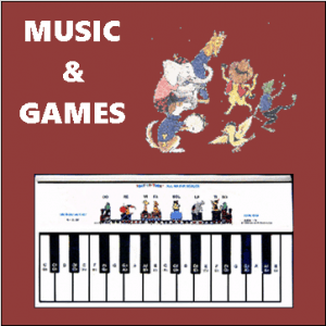 Music and Games