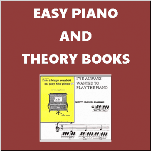 Easy Piano and Music Theory