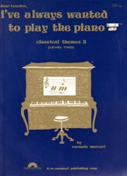 Classical Themes Book 5 Easy Piano