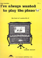 Best of Vaudeville Book 3 Easy Piano